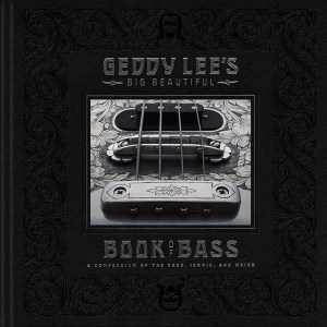 Geddy Lee's Big Beautiful Book of Bass Cover