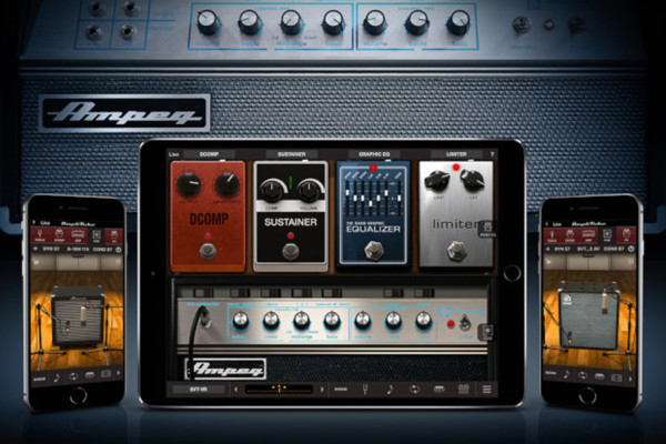 IK Multimedia Introduces Ampeg Collection 2 for Amplitube