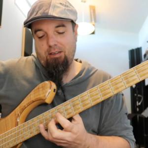 Intervallic Exploration for Bass