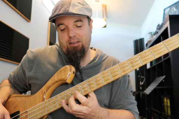 Intervallic Exploration for Bass