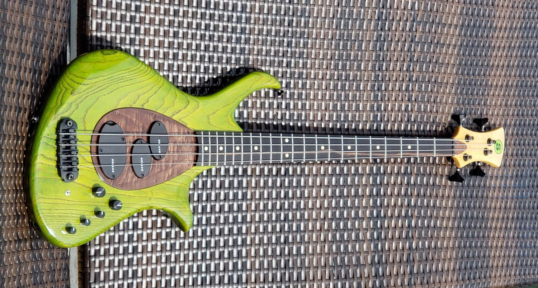 John Sullivan Custom Bass