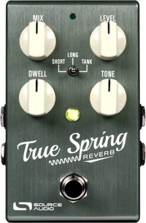 Source Audio True Spring Reverb Pedal