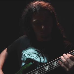 "Olivier Pinard: Cryptopsy's ""Fear His Displeasure"" Bass Playthrough"