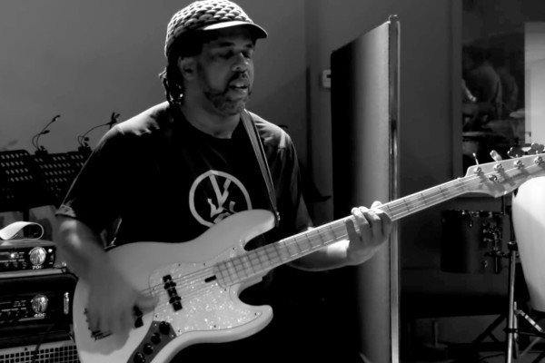 Studio Jams #80: Watermelon Man (with Victor Wooten)
