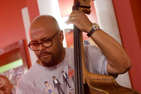Christian McBride's New Jawn: Pier One Import