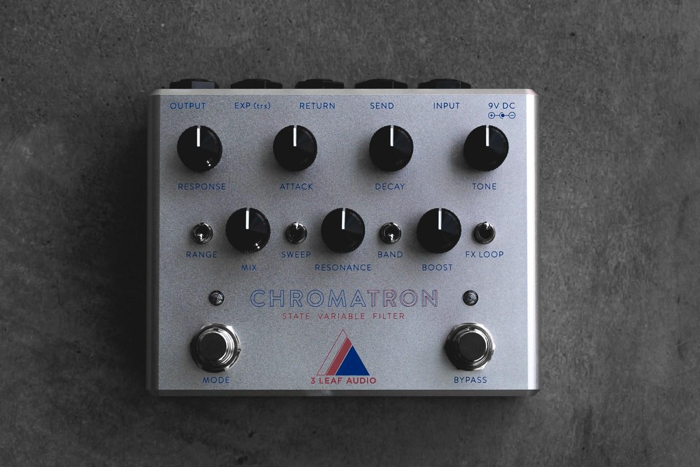 3Leaf Audio Chromatron Pedal