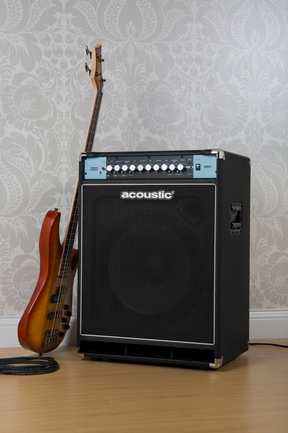 Acoustic Amplification B300C Bass Combo Amp with Bass