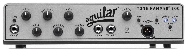 Aguilar Tone Hammer 700 Bass Amp