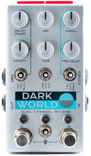 Chase Bliss Audio Dark World Reverb Pedal