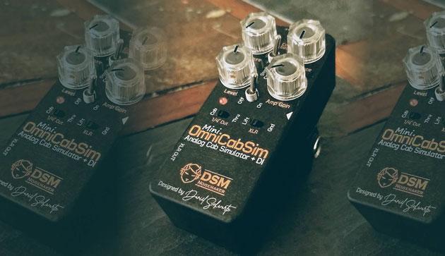 DSM Noisemaker OmniCabSim Mini Pedal