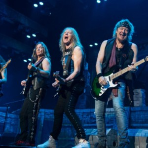 "Iron Maiden Announces ""Legacy of the Beast"" North American Tour Dates"