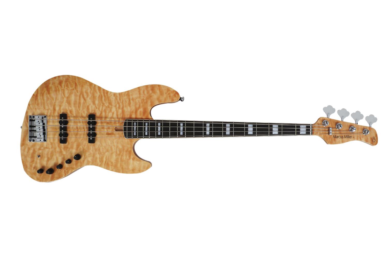 Sire Guitars V9 Ash Natural 4-String Bass