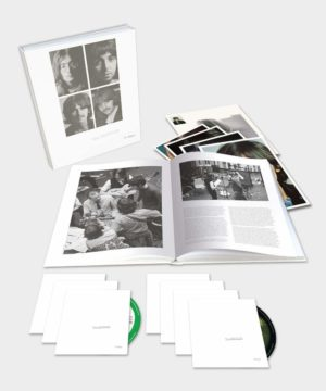 The Beatles White Album Super Deluxe Edition