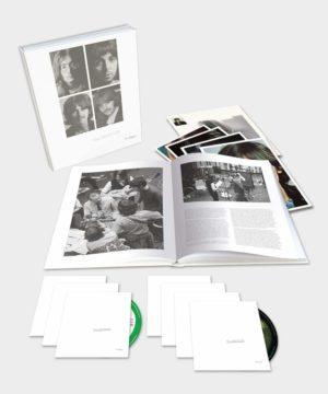 The Beatles White Album Super Deluxe Edition