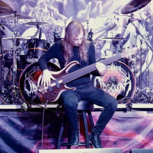 """Video Premiere: Linus Klausenitzer's Bass Playthrough of Obscura's """"Diluvium"""""""