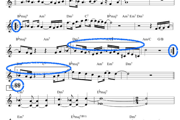 How to Read a Lead Sheet