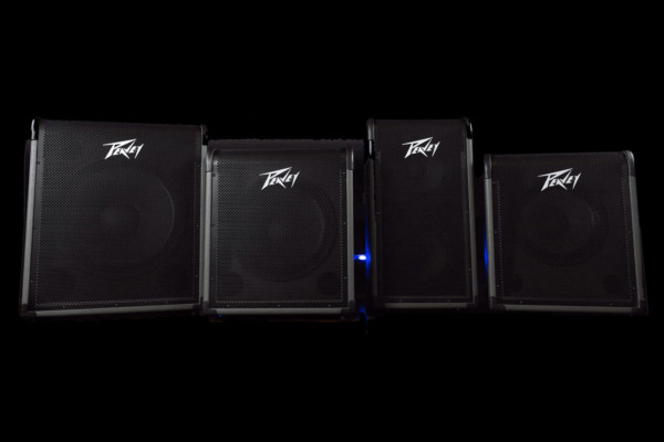 Peavey Announces the MAX Bass Combo Amp Series