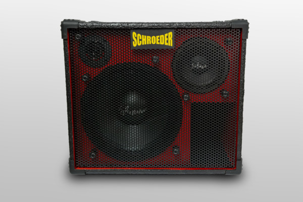 Schroeder Introduces the 12.6PL Bass Cabinet
