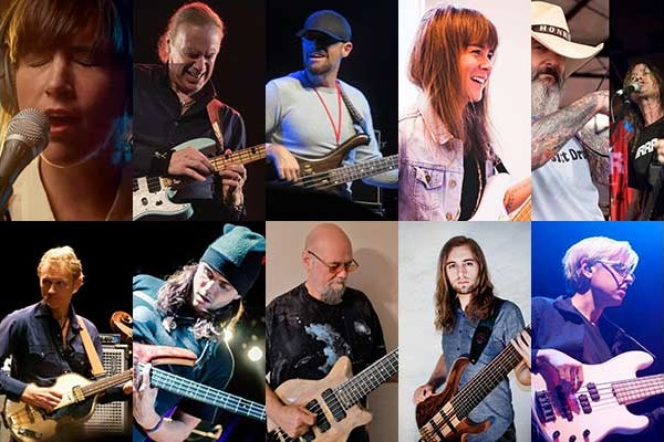 Best of 2018: The Top 10 Bass Player Interviews and Podcasts