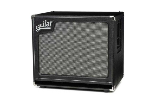 Aguilar Amplification Now Shipping SL 115 Bass Cabinet