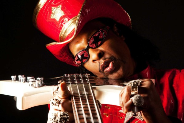 Bootsy Collins Announces Retirement from Live Bass Playing