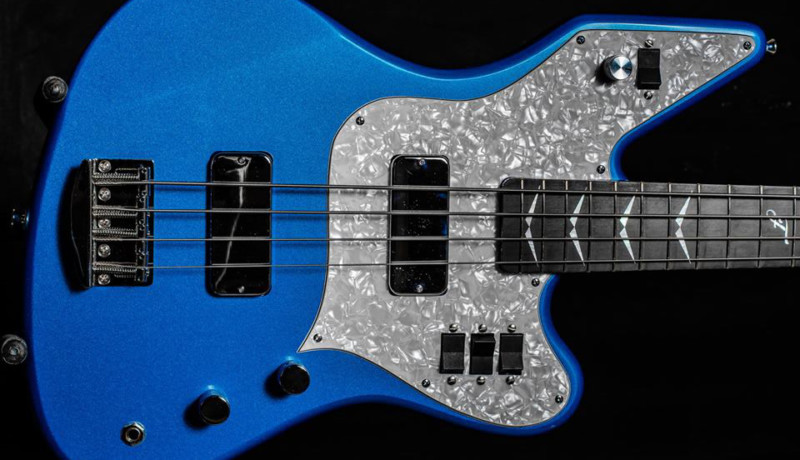 Bass of the Week: Ferner Fine Instruments Aviator Bass