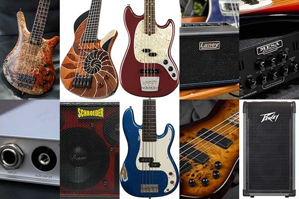 Bass Gear Roundup: The Top Gear Stories in December 2018