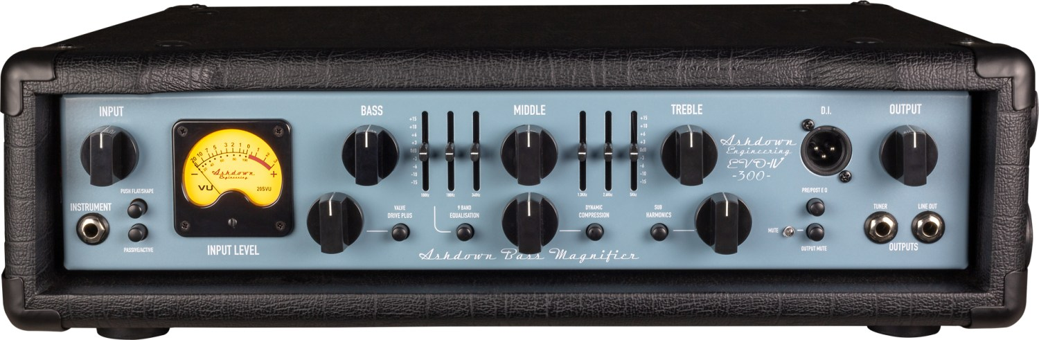 Ashdown Engineering ABM-300-EVOIV Bass Amp