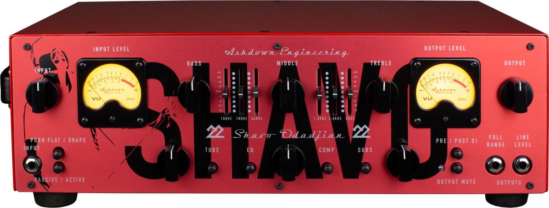 Ashdown Engineering Shavo Odadjian Bass Head 22