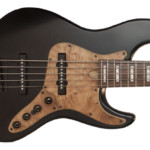 Brubaker Guitars Introduces JXB-Standard Bass with Interchangeable Preamp System