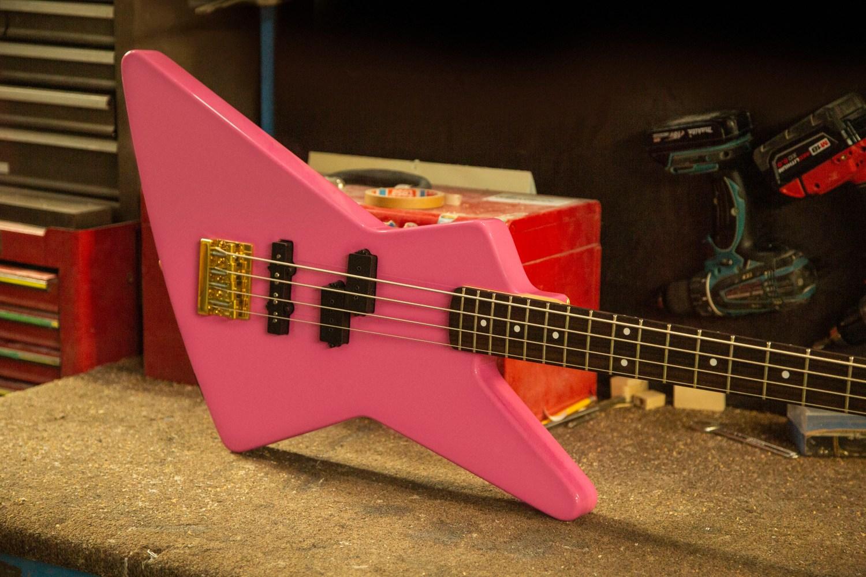 Charvel Custom Shop XP Bass
