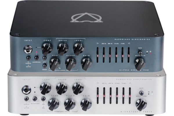Darkglass Electronics Launches Two New Amps at 2019 Winter NAMM