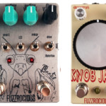Fuzzrocious Pedals Introduces Playing Mantis, Knob Jawn Pedals
