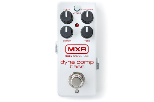 MXR Unveils the M282 Dyna Comp Bass Compressor Pedal