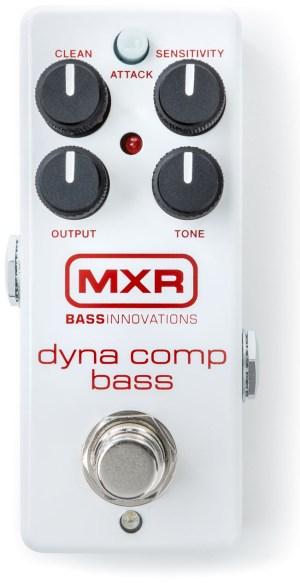MXR M282 Dyna Comp Bass Compressor Pedal