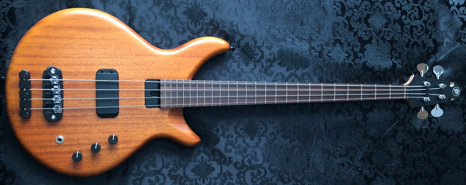Skjold Guitars Greyling Bass