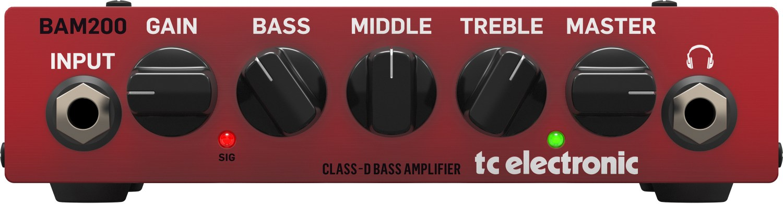 TC Electronic BAM200 Mini Bass Amp