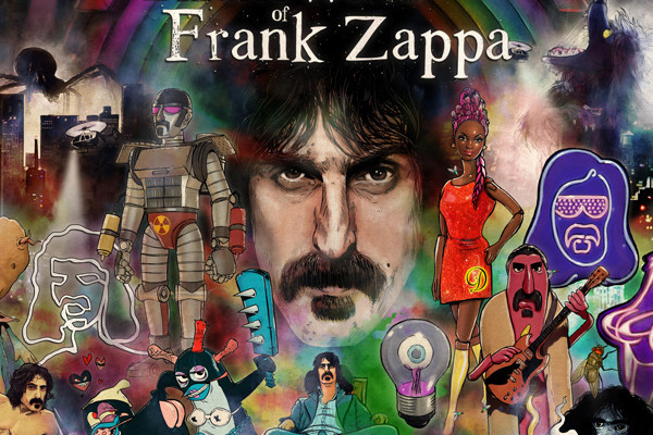 Scott Thunes, Arthur Barrow To Join Frank Zappa Hologram Tour