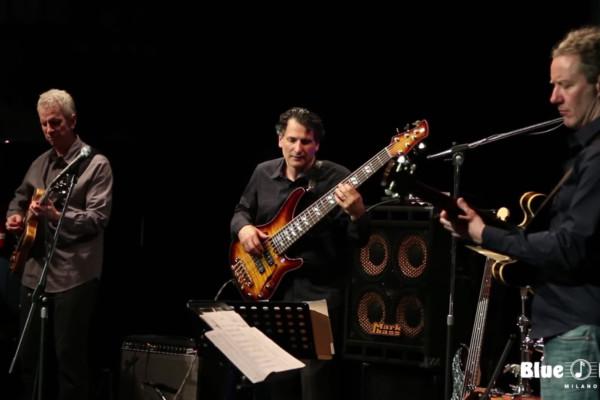 John Patitucci Electric Guitar Quartet: Four in One