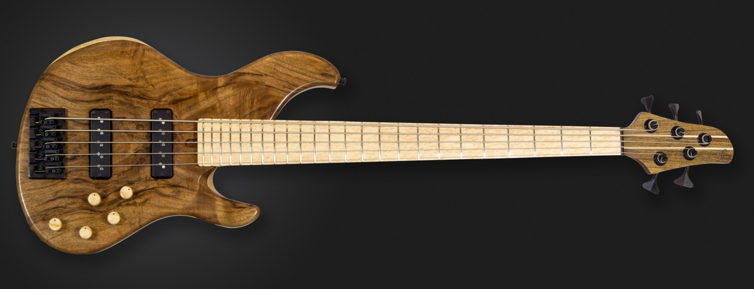 Dolan Custom Guitars Proteus Legacy 5-String Active Bass