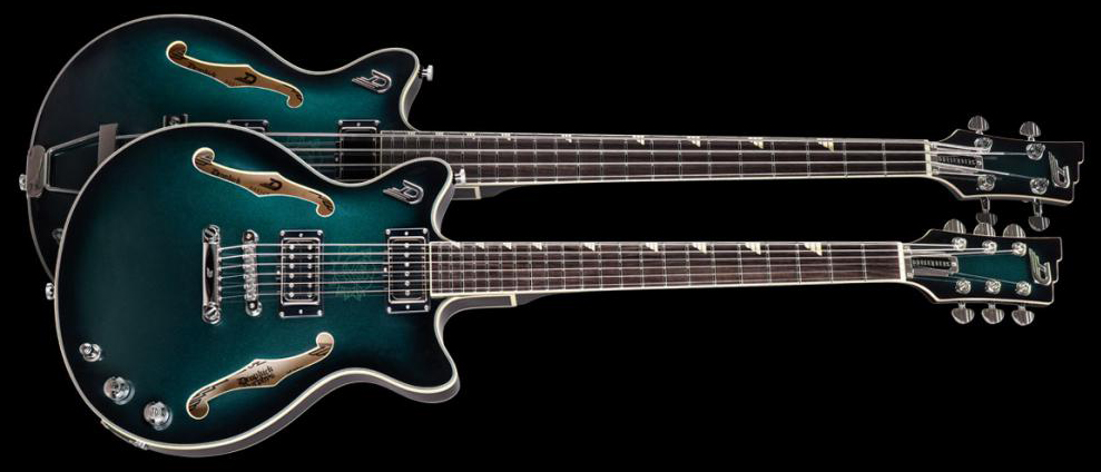 Duesenberg Alliance Dropkick Murphys Instruments