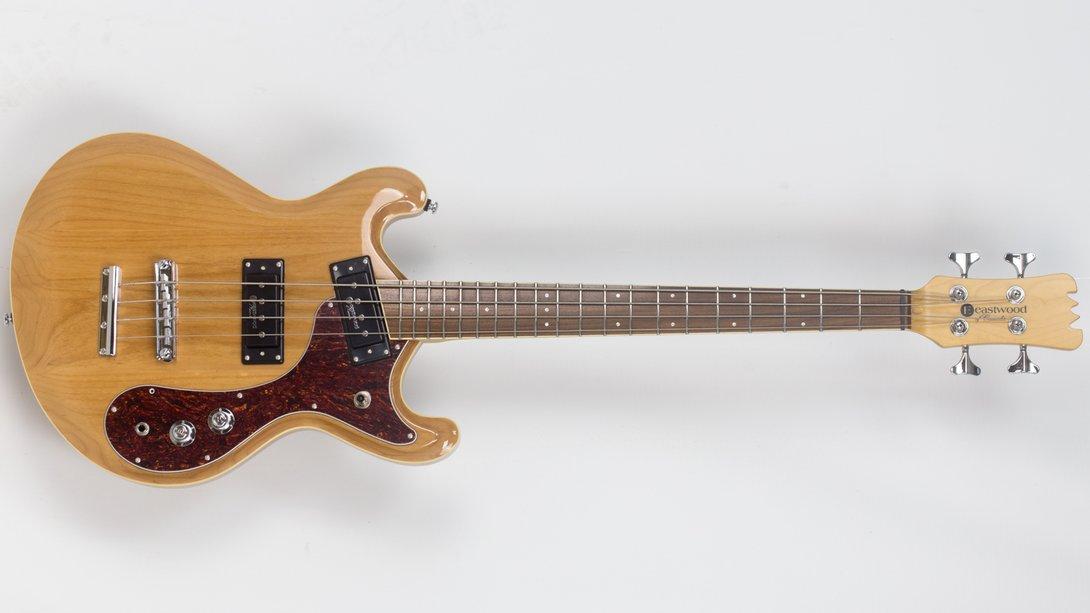 Eastwood Sidejack Pro JM Bass