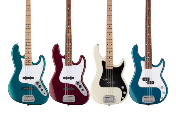 G&L Introduces Fullerton Standard Series Basses