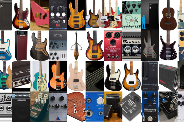 Making Do With Bass Gear