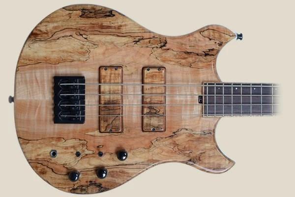 Bass of the Week: Marceau Guitars Thirty
