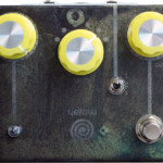 Spiral Electric FX Unveils the Yellow Spiral Drive Pedal