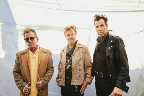 Lee Rocker and The Stray Cats Announce Tour Dates, Release New Single