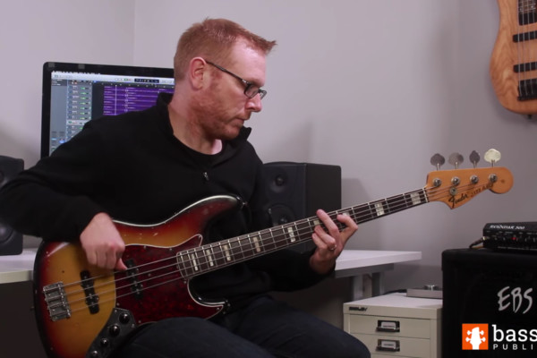 Stuart Clayton: Giants of Bass – John Paul Jones