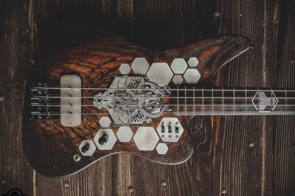 Bass of the Week: Atelier Kraken Mammoth Bass