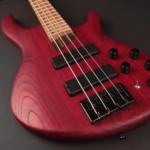 Cort Adds B4 Plus AS RM Bass to Artisan Series